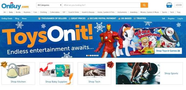 onbuy online marketplace